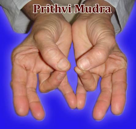 PrithviMudra